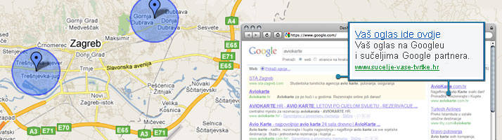 Google AdWords oglasi