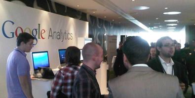 SMX Google Analytics
